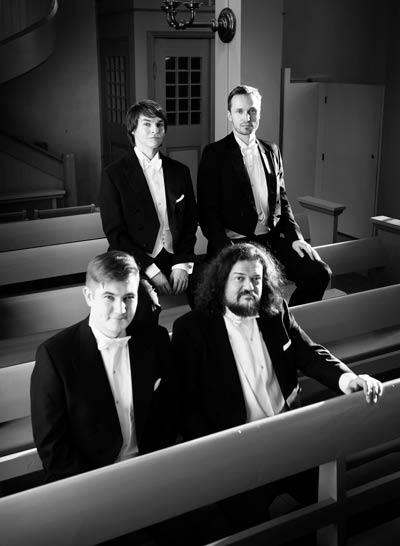 Promokuva 4 - Kvartetti