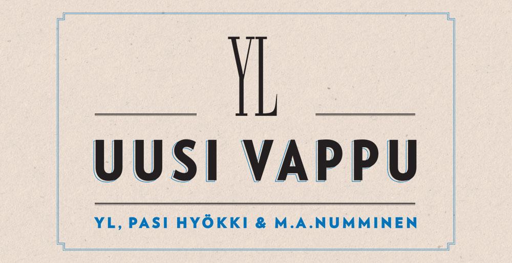 YL & M. A. Numminen: Uusi vappu