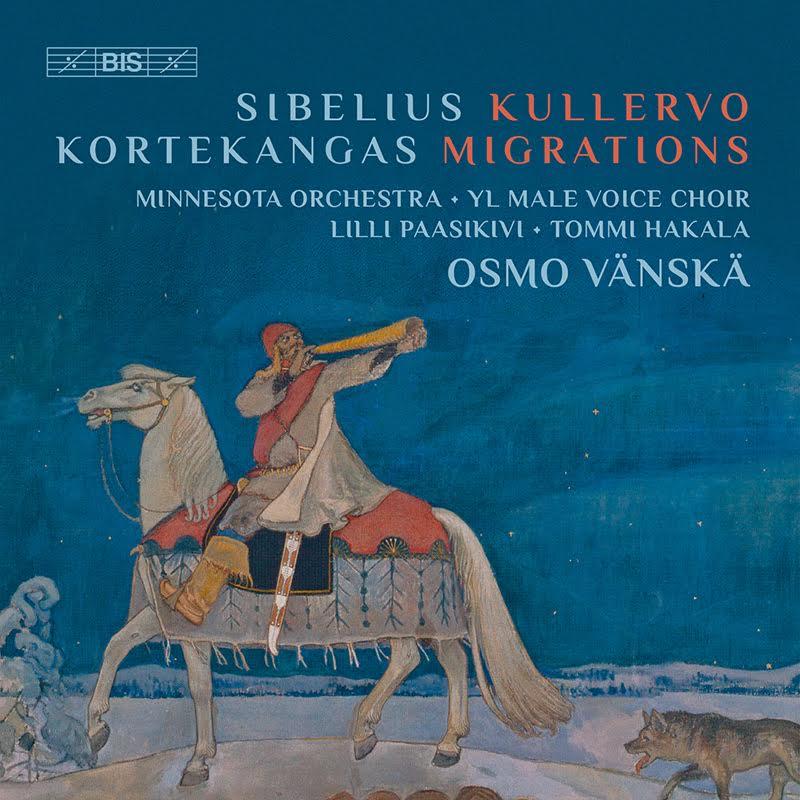 Sibelius Kullervo, Kortekangas Migrations