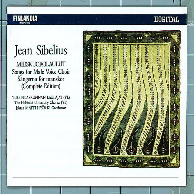 Jean Sibelius: Mieskuorolaulut