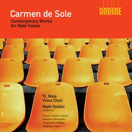 Carmen de Sole – Contemporary Works for Male Voices