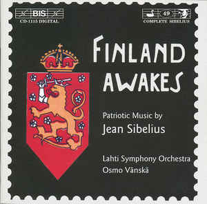 Finland Awakes – Patriotic Music by Jean Sibelius