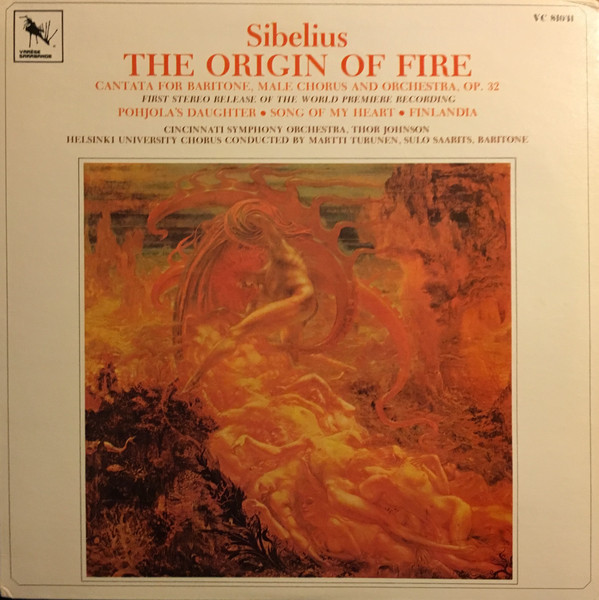 Sibelius: The Origin of Fire, Pohjola's Daughter