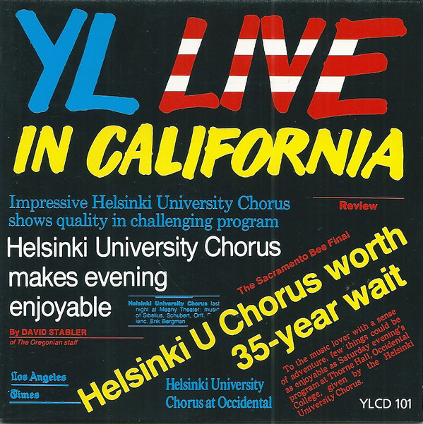 YL live in California