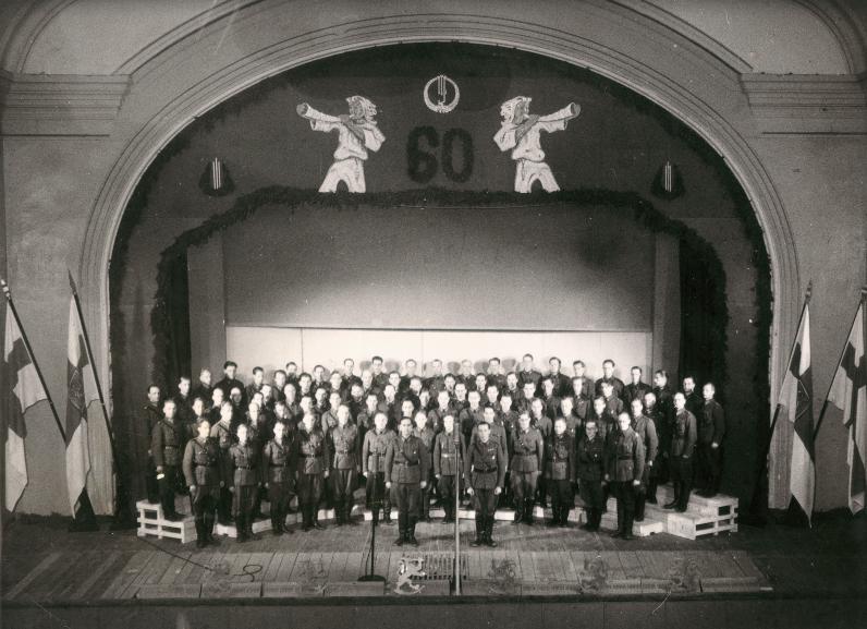 60-vuotiskonsertti Äänislinnassa