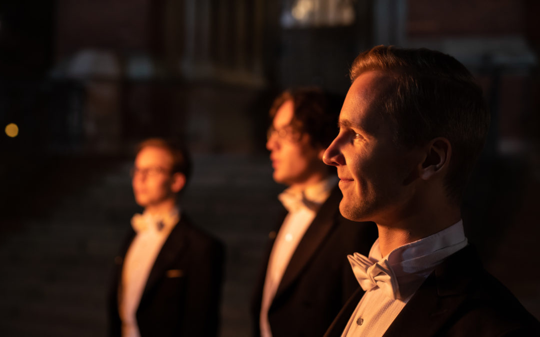 YL Male Voice Choir's Virtual Christmas Concert – tickets available now!
