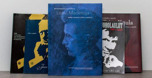 Leevi Madetojan mieskuoroteosten kriittinen kokonaiseditio nyt julkaistu!